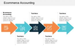 Ecommerce Accounting Ppt Powerpoint Presentation Gallery Slide Cpb