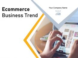 Ecommerce Business Trend Strategy Success Technology Marketing