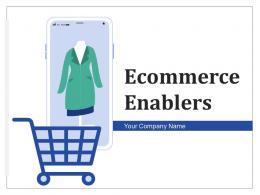 Ecommerce Enablers Contributing Growth Ecommerce Streamlining Management Strategy