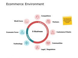 Ecommerce Environment Ppt Powerpoint Presentation File Example File