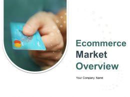 Ecommerce Market Overview Powerpoint Presentation Slides