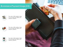 Ecommerce Payment Image Ppt Powerpoint Presentation File Outline