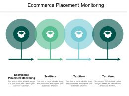 Ecommerce Placement Monitoring Ppt Powerpoint Presentation File Vector Cpb