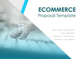 Ecommerce Proposal Template Powerpoint Presentation Slides