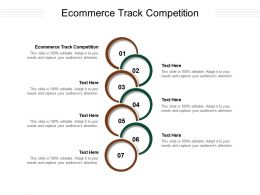 Ecommerce Track Competition Ppt Powerpoint Presentation Outline Show Cpb