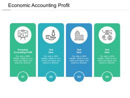 Economic Accounting Profit Ppt Powerpoint Presentation Infographics Graphics Tutorials Cpb
