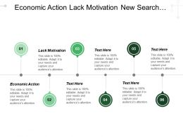 Economic Action Lack Motivation New Search Practices Poor Communication