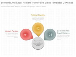 Economic And Legal Reforms Powerpoint Slides Templates Download