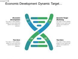 Economic Development Dynamic Target Marketing Internet Business Strategy Cpb