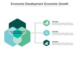 Economic Development Economic Growth Ppt Powerpoint Template Cpb
