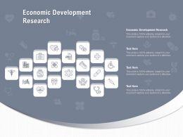 Economic Development Research Ppt Powerpoint Presentation Slides Portrait