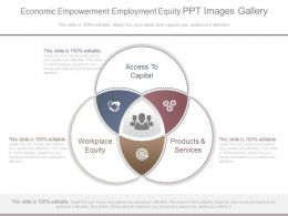 Economic Empowerment Employment Equity Ppt Images Gallery