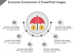 Economic Environment 6 Powerpoint Images
