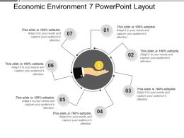 Economic Environment 7 Powerpoint Layout