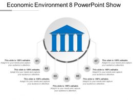 Economic Environment 8 Powerpoint Show