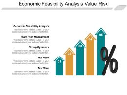 Economic Feasibility Analysis Value Risk Management Group Dynamics Cpb