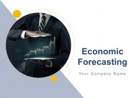 Economic Forecasting Powerpoint Presentation Slides
