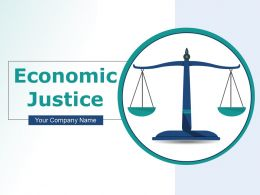Economic Justice Financial Justice Opportunity Measures Society Environmental