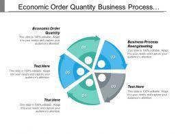 Economic Order Quantity Business Process Reengineering Niches Marketing Cpb