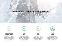 Economic Order Quantity Graph Ppt Powerpoint Presentation Professional Show Cpb