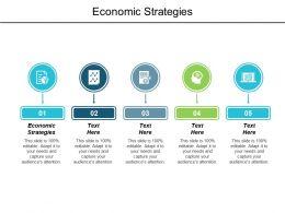 Economic Strategies Ppt Powerpoint Presentation Layouts Cpb