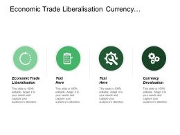 Economic Trade Liberalisation Currency Devaluation Increases Service Competition