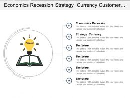 Economics Recession Strategy Currency Customer Satisfaction Customer Loyalty