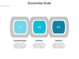 Economies Scale Ppt Powerpoint Presentation Infographics Smartart Cpb