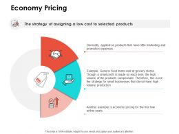 Economy Pricing Ppt Powerpoint Presentation Infographic Template Design Inspiration