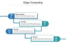 Edge Computing Ppt Powerpoint Presentation Styles Summary Cpb