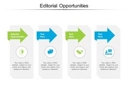 Editorial Opportunities Ppt Powerpoint Presentation Show Templates Cpb