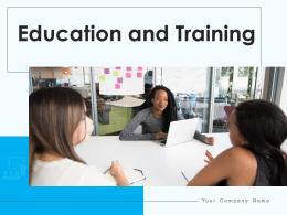 Education And Training Employees Organization Vocational Classroom