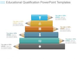 Educational Qualification Powerpoint Templates