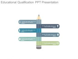 Educational Qualification Ppt Presentation