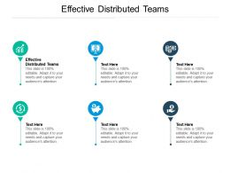 Effective Distributed Teams Ppt Powerpoint Presentation Styles Vector Cpb