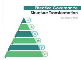 Effective Governance Structure Transformation Strategy Management Team