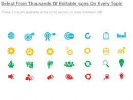 45824856 Style Puzzles Circular 5 Piece Powerpoint Presentation Diagram Infographic Slide