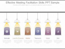 effective_meeting_facilitation_skills_ppt_sample_Slide01