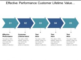 Effective Performance Customer Lifetime Value Private Equity Information Cpb