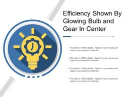 efficiency_shown_by_glowing_bulb_and_gear_in_center_Slide01