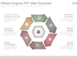 Efficient Engines Ppt Slide Download