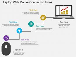 eg_laptop_with_mouse_connection_icons_flat_powerpoint_design_Slide01