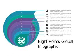 Eight Points Global Infographic