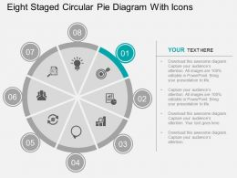 eight_staged_cirular_pie_diagram_with_icons_flat_powerpoint_design_Slide02