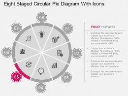 eight_staged_cirular_pie_diagram_with_icons_flat_powerpoint_design_Slide06