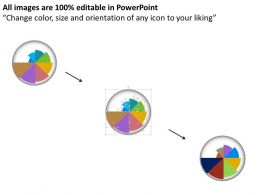 eight_staged_pie_chart_business_analysis_flat_powerpoint_design_Slide02