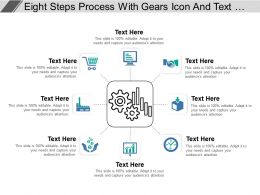 eight_steps_process_with_gears_icon_and_text_holders_Slide01
