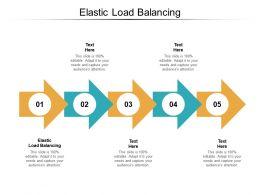 Elastic Load Balancing Ppt Powerpoint Presentation Inspiration Brochure Cpb