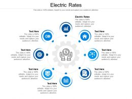 Electric Rates Ppt Powerpoint Presentation Icon Layouts Cpb