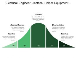 Electrical Engineer Electrical Helper Equipment Preference Electrical Supervisor